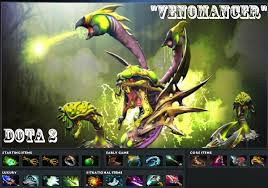 agoes gaming learn to understand hero venomancer game dota 2