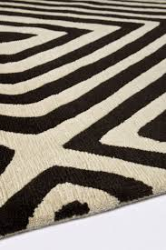 contemporary rug patterned wool tibetan wool