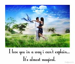 A Love So Magical Quote Classy Magical Love Quotes