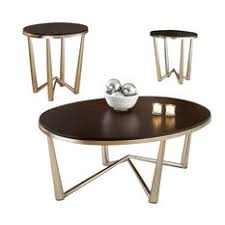 Steve Silver Company   Cosmo 3 Pack Coffee Table / Cocktail Table Set    CM3000