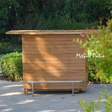 patio bar wood. Patio Bar Wood