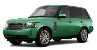 2011 Land Rover Range Rover Sc 4 Wheel Drive 4 Door Wimbledon Green Mica Land Rover Range Rover Hse Range Rover