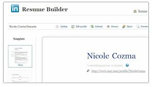 Linkedin Resume Builder Delectable Use LinkedIn Labs To Create A Resume In A Pinch CNET