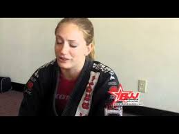 Jiu-Jitsu Champion Hillary Williams - YouTube