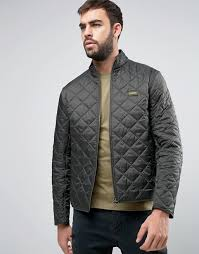 Barbour International Quilted Jacket Slim Fit, Mens Winter Jacket ... & Men's Barbour International Quilted Jacket Slim Fit MjN6089 Adamdwight.com