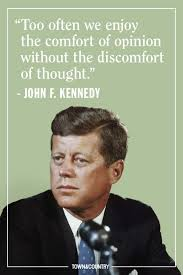 Jfk Quotes Extraordinary 48 Best JFK Quotes Of All Time Famous John F Kennedy Quotes