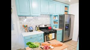 Small Kitchen Cabinets Ideas Youtube