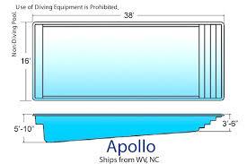 blue pool shapes flohr pools blue fiberglass pool shape pool flohr pools reviews flohr pools hagerstown