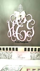painted wooden letters for baby room wooden letters for wall decorative initials wall art letters for