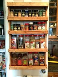 Lowes Spice Rack Custom Over The Door Pantry Organizer Lowes Over The Door Spice Rack Door