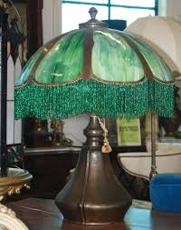 71 italian hand made glass bead lamp shade fringe for antiques com classifieds