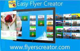 Flyer Creator Software Easy Flyer Creator Graphic Design Software Download For Pc