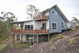 house plans for sloping sites new houses blocks block designs and floor home builders pictures