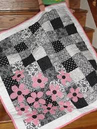 Black And White Quilt Patterns Impressive High Contrast 48 Best Black And White Quilting Patterns Z MODERN