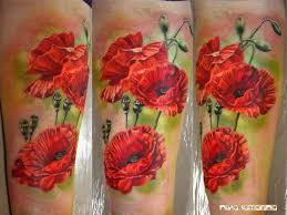 60 Krásné Poppy Tetování Punditschoolnet