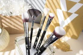 today i wanted to share my newest favorite brushes from sigma beauty that perfectly blur and perfect the face the baking and strobing brush set