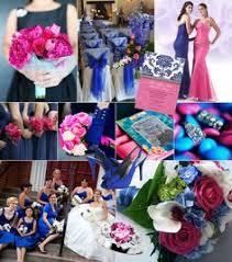 royal blue and burgundy wedding pinterest royal blue Wedding Colors Royal Blue And Pink kungsblått cerise rosa färgtema på bröllop color theme royal blue, cerise royal blue and pink wedding colors