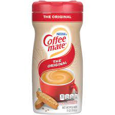 Товар 8 x2 nestle coffee mate original powdered creamer 2 canisters of 56oz each fresh!! Coffee Mate Original Powdered Creamer Canister 12 X 11 Oz Coffee Mate Nestle Professional
