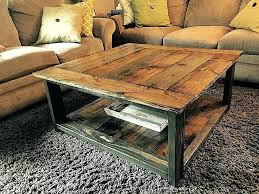 rustic coffee table plans full size of coffee tables pallet coffee table plans pallet wood end