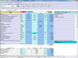 construction estimating software products example of a cost spreadsheet for easy pro builders estimator
