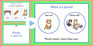 Resultado de imagen para plurals