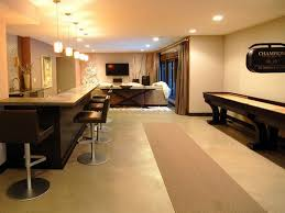 Basement Remodel Designs Mesmerizing Interior Design Cool Modern Basement Remodeling Ideas Basement