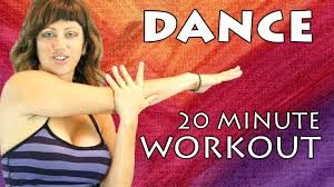 20 minute dance workout for beginners at home upper body toning you