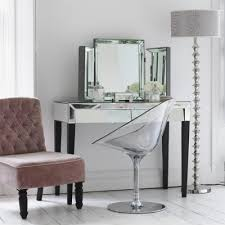 Silver Bedroom Chair Bedroom Dressing Table Design With Silver Modern Table Feat Cone