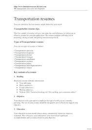 Transportation Resume Examples Free Job Resume Examples Dispatcher Resume Sample Truck Dispatcher