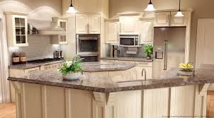 White Or Wood Kitchen Cabinets Rustic Kitchen Best Antique White Kitchen Cabinets Decor Ideas