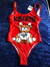 <b>Купальник</b> слитный <b>Moschino</b> для женский - огромный выбор по ...