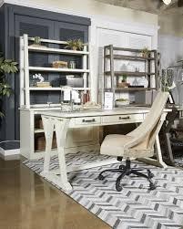 large home office desk. Jonileene - White/Gray Home Office Large Leg Desk F