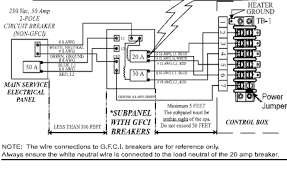 wiring diagram for hot tub installation wiring diagram wiring a spa do i use 8 awg or 6 3 romex slimpull