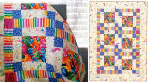 colorful baby quilt patterns