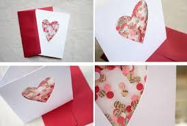 Window Confetti | Unique and Easy Valentine's Day Cards