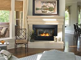 palisade deluxe see thru direct vent linear gas fireplace
