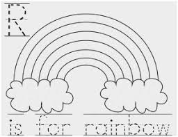 Do A Dot Coloring Pages Pleasant 6 Best Of Rainbow Do A Dot Art