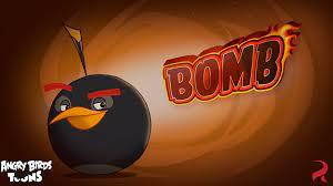 Animated Angry Bird Bomb (Page 1) - Line.17QQ.com