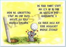 60 Geburtstag Lustige Sprüche Ribhot V2
