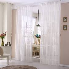 2017 euro embroidery yarn white gauze curtains linen high grade wire netting white gauze shade