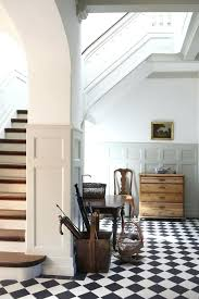 black and white checd floor black white checkerboard linoleum flooring