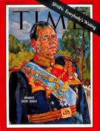 TIME Magazine Cover: Don Juan - June 22, 1962 - Spain - Royalty