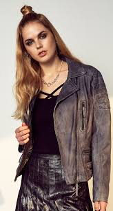 joe browns rockstar leather jacket