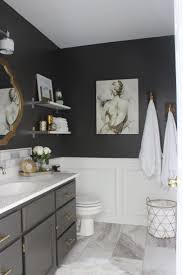 the best of small black and white bathroom. Dark Grey Bathroom Ideas Good Looking Gray Tile In Small Black And White Vanity Walls Interior ~ Rmccc The Best Of