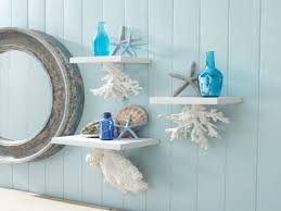 Beach Theme Bathrooms Beach Theme Bathrooms Beach Themed Bathroom Shelves Yellow