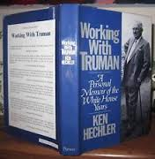 「Ken Hechler, working with truman」の画像検索結果