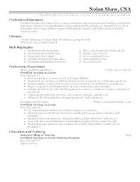 Resume Samples For Cna Resume Examples Beautiful Looking Resume Best Cna Resume Summary