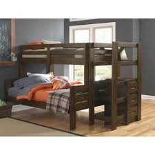 Oak Furniture West Bedroom Groups Twin/Full Folding, bunk beds ...