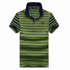 Armani Size Chart Armani Ea7 Men Short Sleeve Polos Ea00402