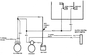 84 chevy battery wiring diagram 84 gmc alternator 1 ton 454 and for some reason it charging sat here are the 1994 f150 truck alternator wiring diagram